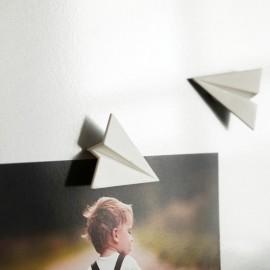 Magnet Paper Plane