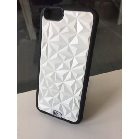 Coque de smartphone Abstrakt-White