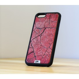 Coque de smartphone red-earth-face